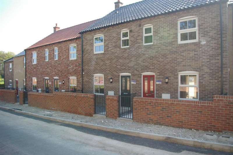 2 Bedrooms Terraced House for sale in Middleton Park, Front Street, Middleton On The Wolds, Driffield