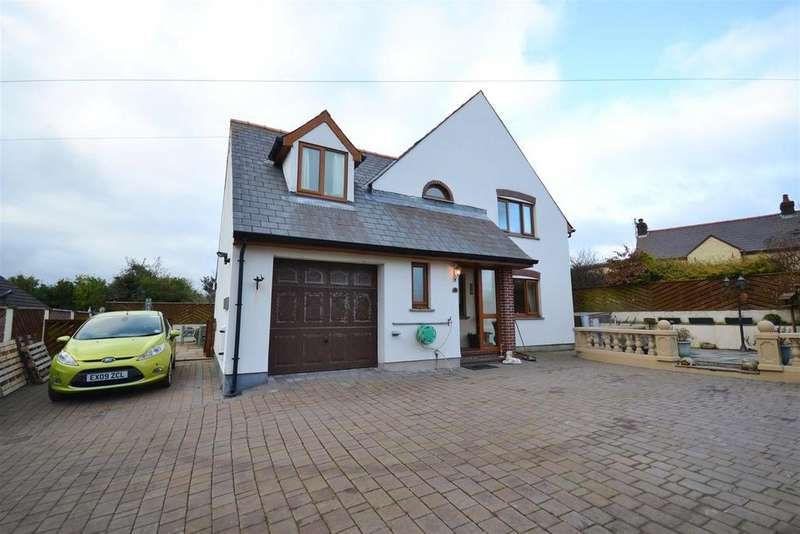 4 Bedrooms Detached House for sale in Llangwm