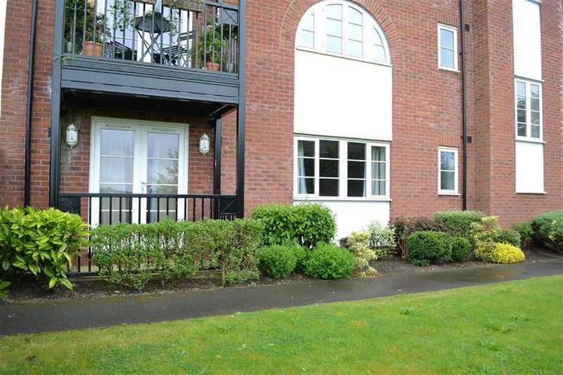 2 Bedrooms Apartment Flat for sale in Market Bosworth