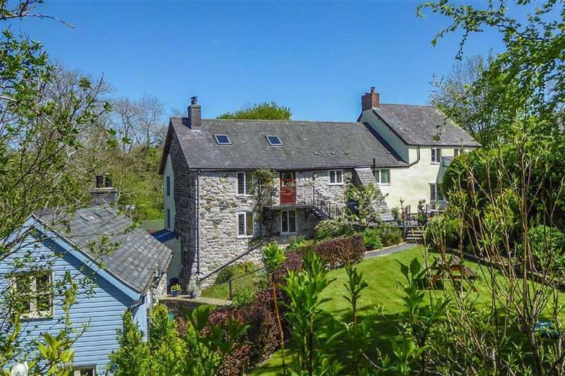 5 Bedrooms Detached House for sale in Pandy'r Capel, Bryn Saith Marchog, Corwen