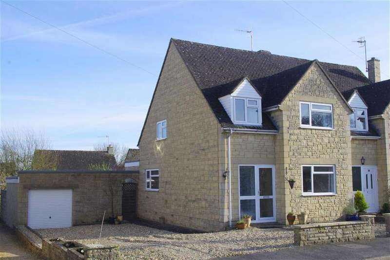 4 Bedrooms Semi Detached House for sale in Springfield, Bourton-on-the-Water, Gloucestershire
