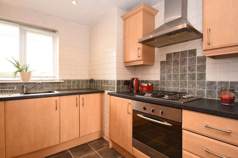 3 Bedrooms End Of Terrace House for sale in Barton Close, Wallsend, Tyne and Wear, NE28