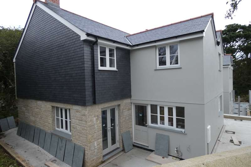 3 Bedrooms End Of Terrace House for sale in Boscaswell Gardens, Pendeen, Cornwall, TR19