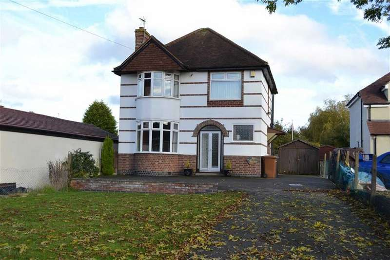 3 Bedrooms Detached House for sale in Barwell