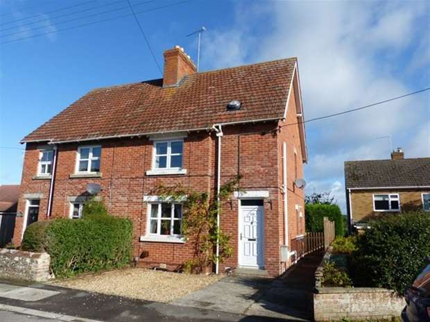 3 Bedrooms Semi Detached House for sale in Victoria Road, Warminster