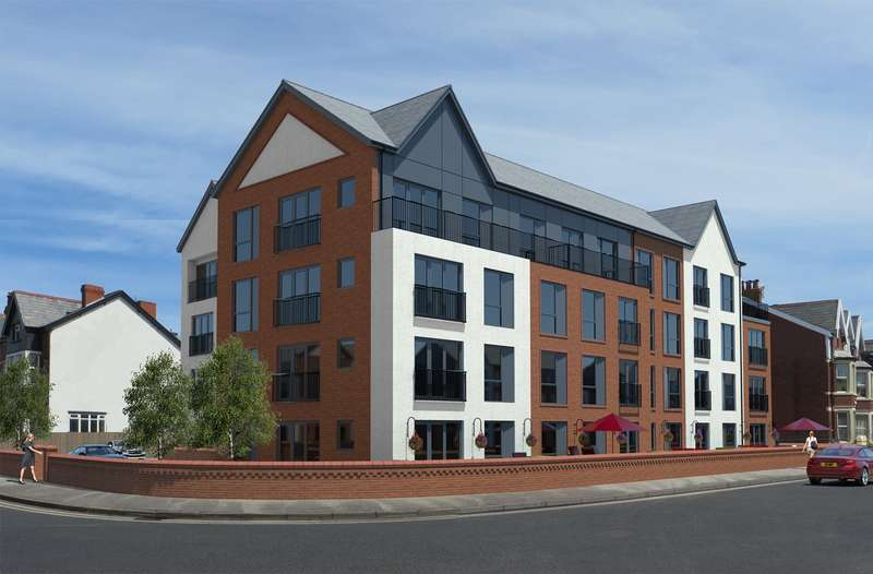 2 Bedrooms Apartment Flat for sale in Apartment 18, 35-39 Orchard Road, Lytham St Annes, FY8