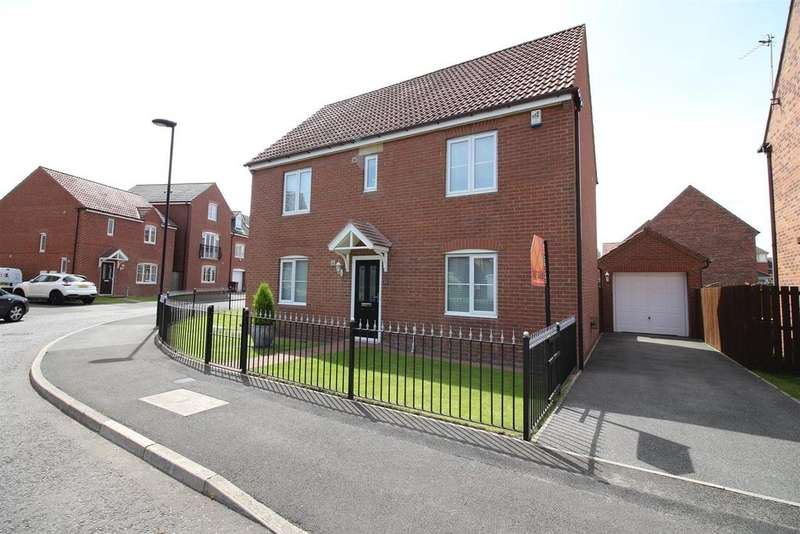 4 Bedrooms House for sale in Brookfield, West Allotment, Newcastle Upon Tyne