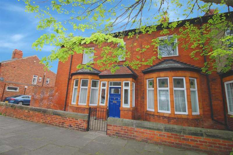 3 Bedrooms House for sale in Bideford Gardens, Whitley Bay