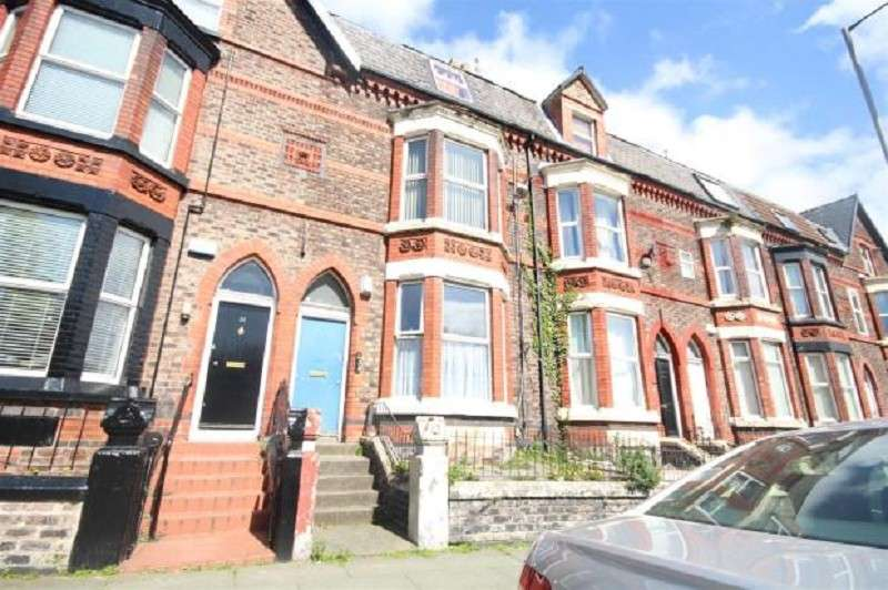 3 Bedrooms Property for sale in Rocky Lane, Anfield, Liverpool, Merseyside. L6 4BB