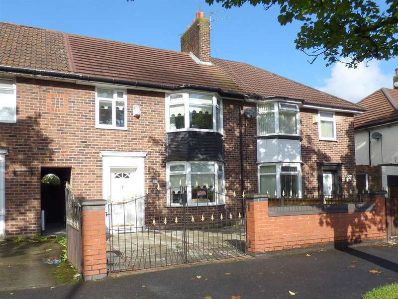 3 Bedrooms Terraced House for sale in Finch Lane, Huyton, Liverpool