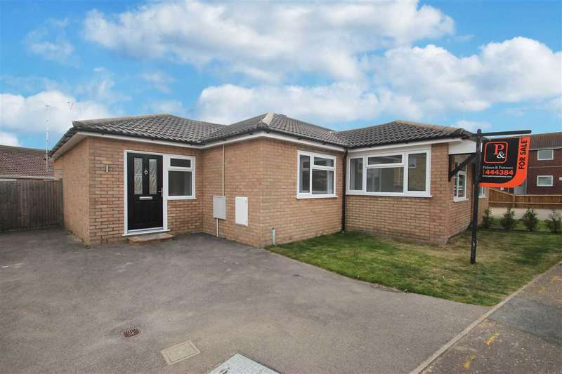 3 Bedrooms Bungalow for sale in Epping Close, Great Clacton