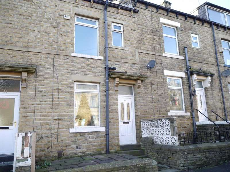 3 Bedrooms Terraced House for sale in Fagley Place, Fagley, Bradford BD2 3LX