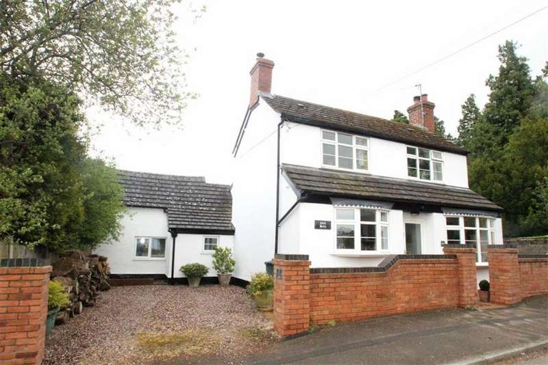 4 Bedrooms Detached House for sale in Lyth Hill Road, Shrewsbury