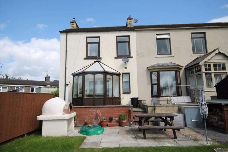 2 Bedrooms Semi Detached House for sale in Prospect Place, Sunnybrow