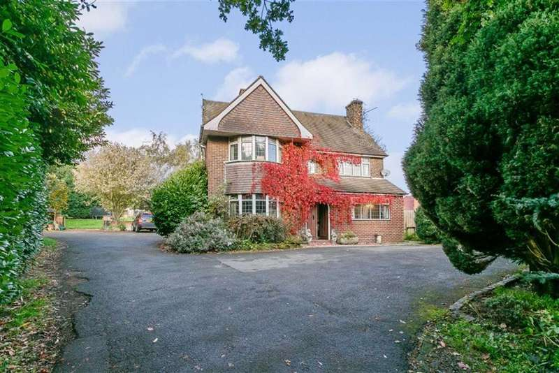6 Bedrooms Detached House for sale in Chester Road, Aldridge, Walsall