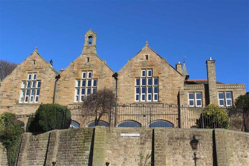 2 Bedrooms Apartment Flat for sale in St Marys Close, Barnard Castle, County Durham