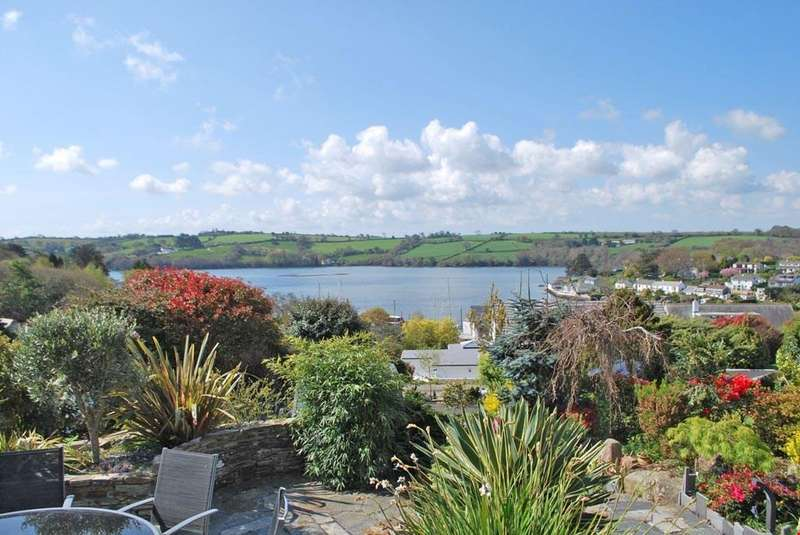 4 Bedrooms Detached House for sale in Restronguet Creek, Feock, Nr. Truro, South Cornwall, TR3