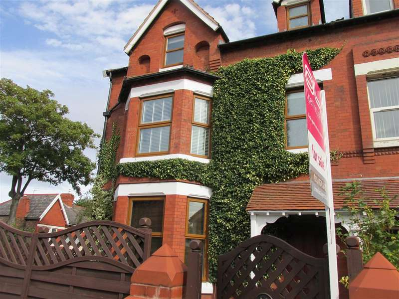 6 Bedrooms Semi Detached House for sale in Seabank Road, Wallasey