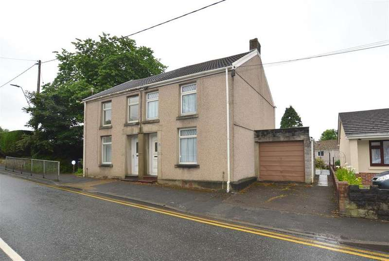 3 Bedrooms Semi Detached House for sale in Colby Road, Burry Port, Llanelli