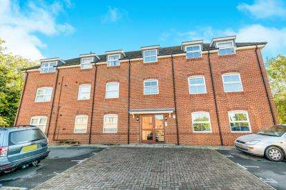 2 Bedrooms Flat for sale in Blossom Way, Hillmorton, Rugby, Warwickshire