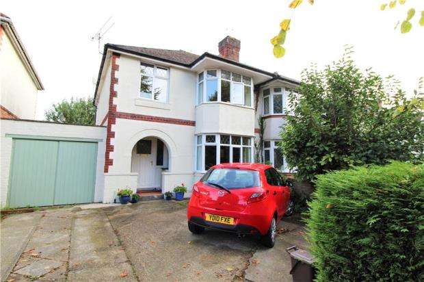 3 Bedrooms Semi Detached House for sale in Eastleigh, SO50