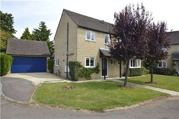 4 Bedrooms Detached House for sale in Munday Close, Bussage, Gloucestershire, GL6 8DG