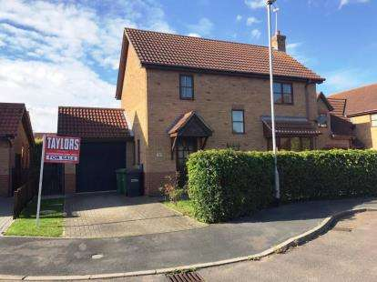 4 Bedrooms Detached House for sale in Tinkers Lane, Sawtry, Huntingdon, Cambs