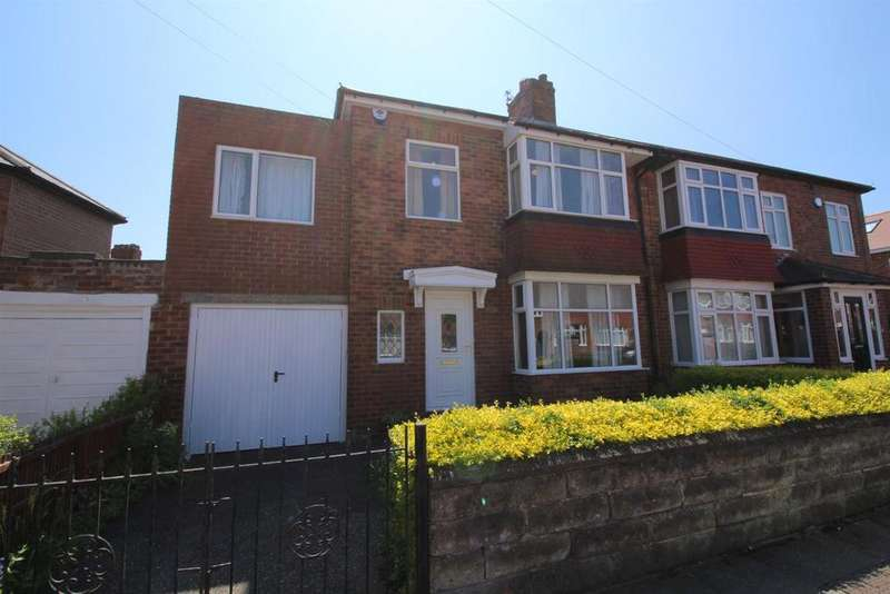4 Bedrooms Semi Detached House for sale in Felixstowe Drive, Cochrane Park