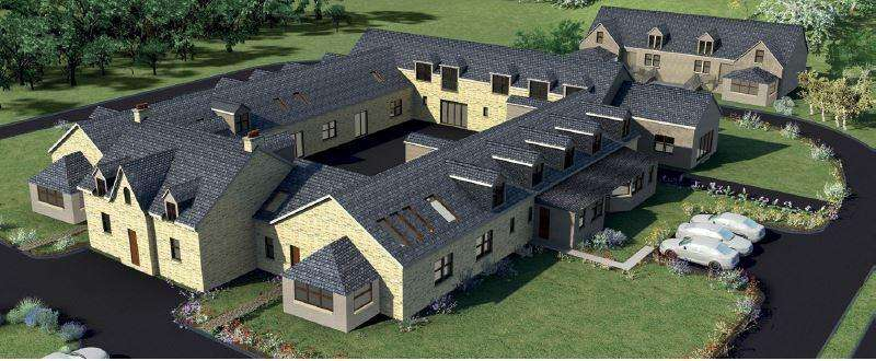 4 Bedrooms Terraced House for sale in No 6 Woodend Steading, Coach Road, Kilsyth, G65 0PZ, G65