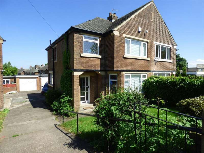 3 Bedrooms Semi Detached House for sale in Moorside Road, Bradford