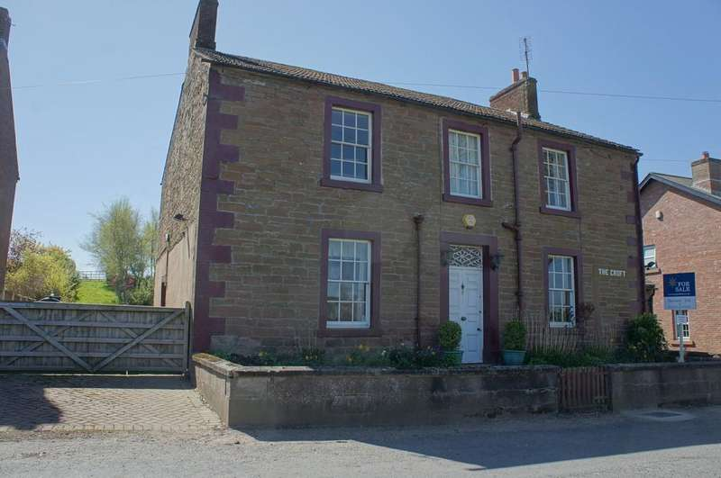 4 Bedrooms Detached House for sale in The Croft, Hethersgill