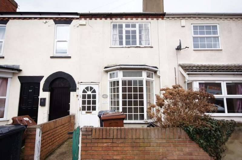 3 Bedrooms Terraced House for sale in Newland Street West, Lincoln