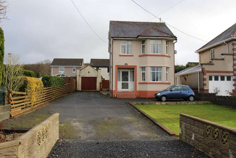 3 Bedrooms Detached House for sale in Ammanford Road, Llandybie, Ammanford