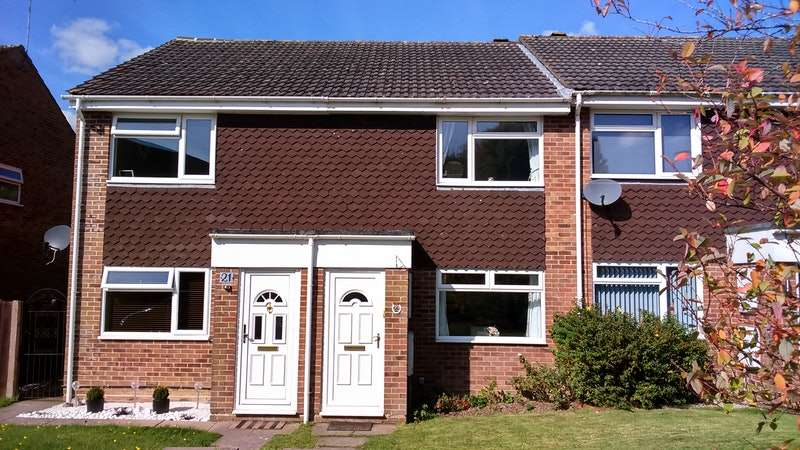 2 Bedrooms Terraced House for sale in Cordelia Close, Dibden, Hampshire, SO45