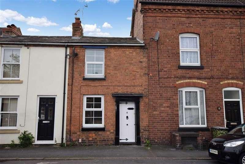 2 Bedrooms Terraced House for sale in Leswell Street, Kidderminster, Worcestershire
