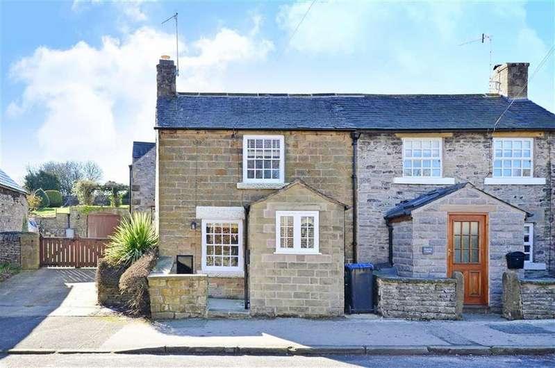 2 Bedrooms Cottage House for sale in Gritstone Cottage, Main Street, Great Longstone, Derbyshire, DE45