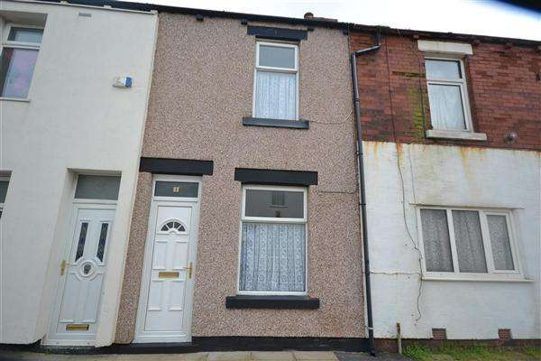 2 Bedrooms End Of Terrace House for sale in Anderson Street, Blackpool