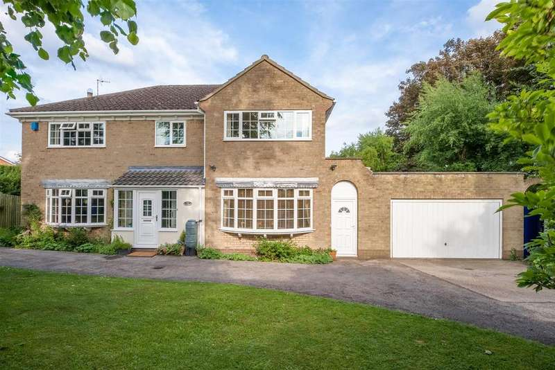 4 Bedrooms Detached House for sale in West Leys Road, Swanland