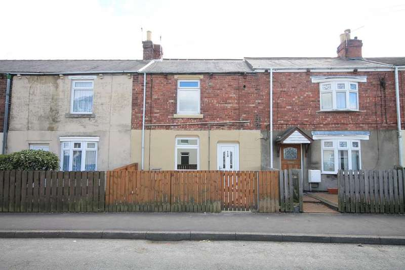 2 Bedrooms Terraced House for sale in Witton Road, Sacriston, Durham