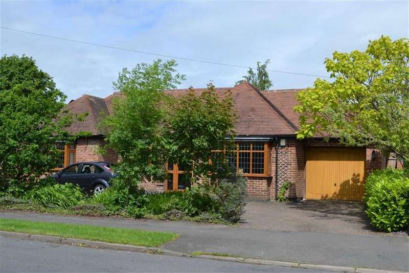 4 Bedrooms Detached Bungalow for sale in Burbage