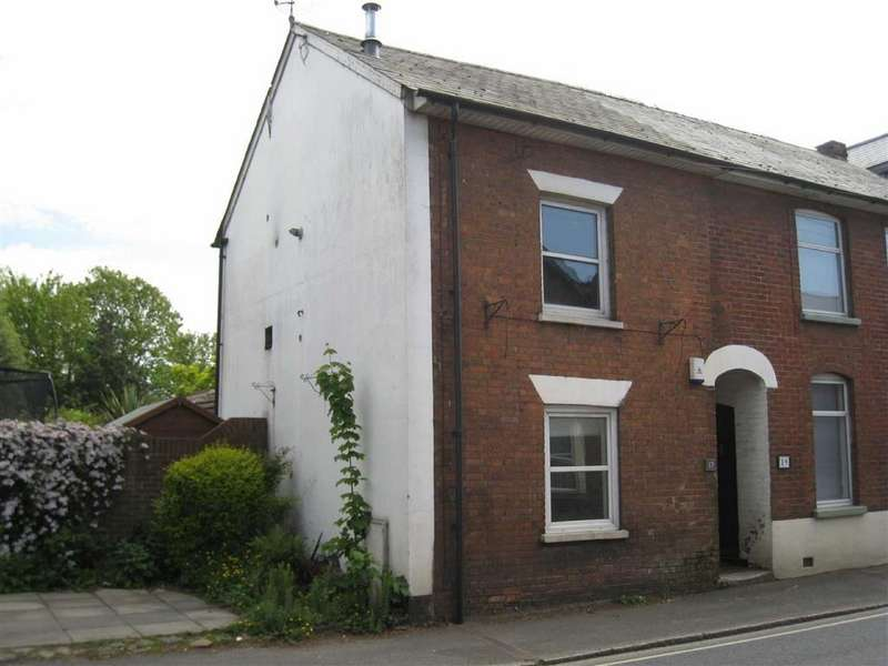 2 Bedrooms Semi Detached House for sale in Julians Road, Wimborne, Dorset