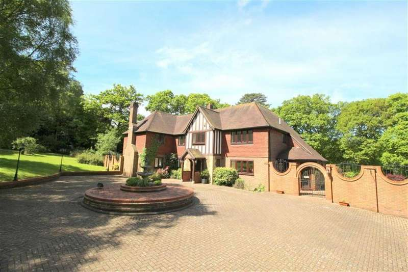 5 Bedrooms Detached House for sale in Chowns Hill, Hastings