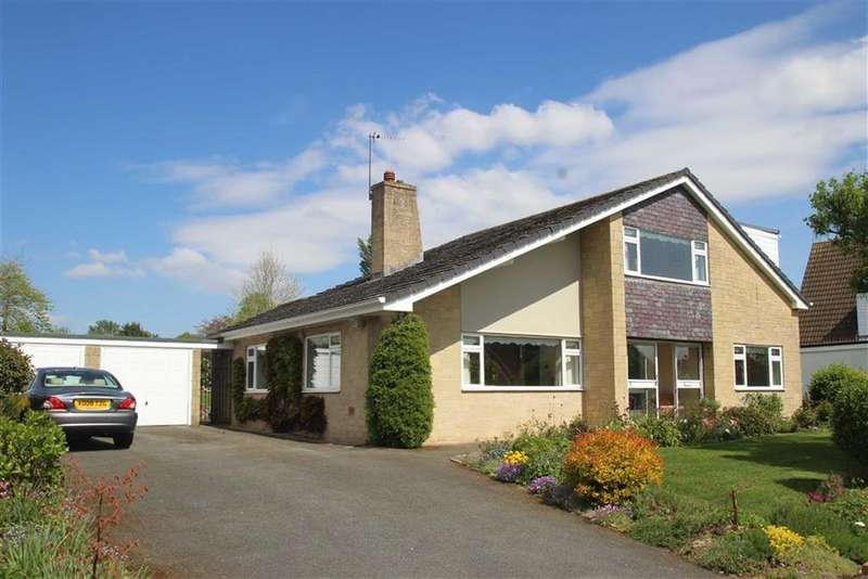 4 Bedrooms Detached House for sale in Sunfield Park, Off Mayfield Drive, Shrewsbury