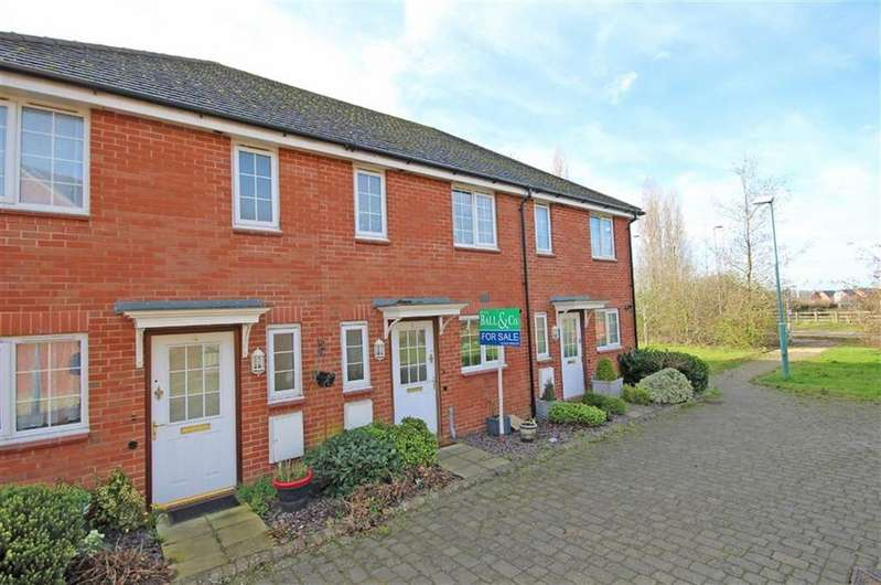 2 Bedrooms Terraced House for sale in The Lea, Bishops Cleeve, Cheltenham, GL52