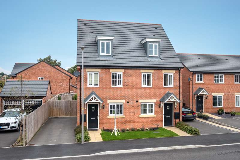 3 Bedrooms Town House for sale in 3 bedroom Town House Semi Detached in Tarporley