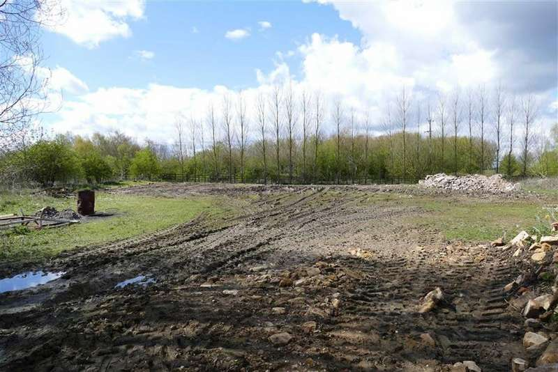 Land Commercial for sale in York Road, Market Weighton