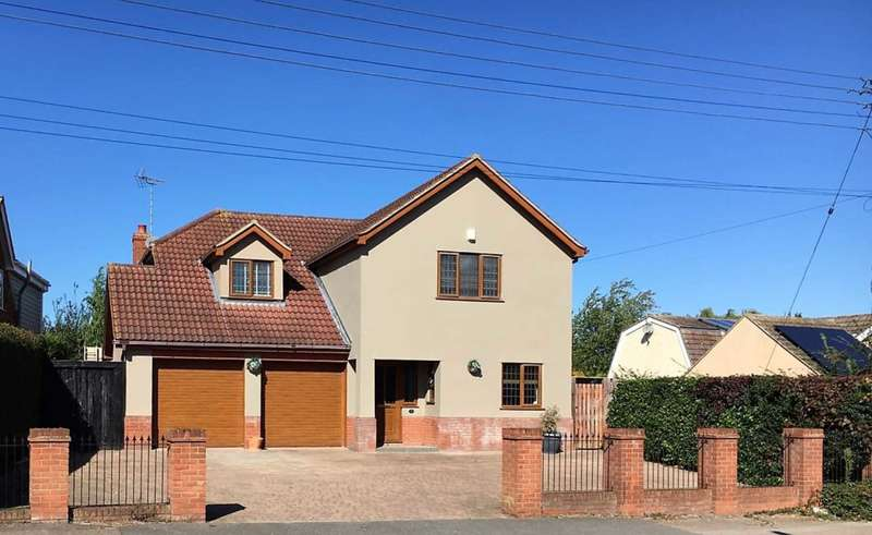 4 Bedrooms Detached House for sale in Maldon Road, Tiptree