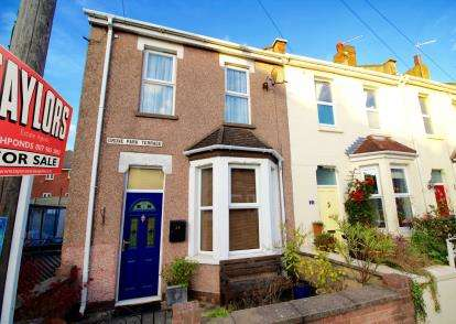 3 Bedrooms End Of Terrace House for sale in Grove Park Terrace, Fishponds, Bristol