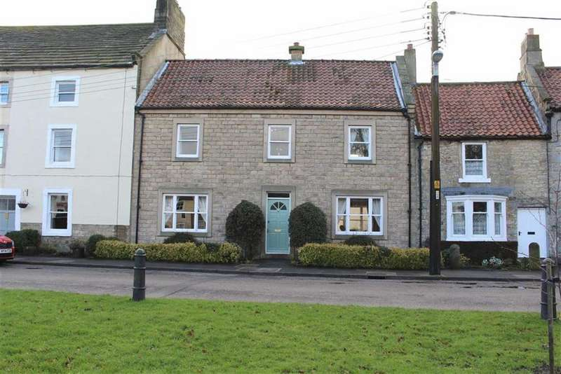 4 Bedrooms Terraced House for sale in South Green, Staindrop, Darlington, County Durham