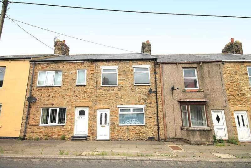 3 Bedrooms Terraced House for sale in Mount Pleasant, Stanley, Crook